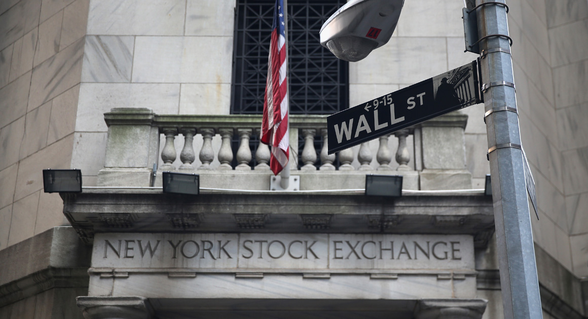 Markets Drop Lower On Fears Of Unrest In Syria Prompting Airstrikes