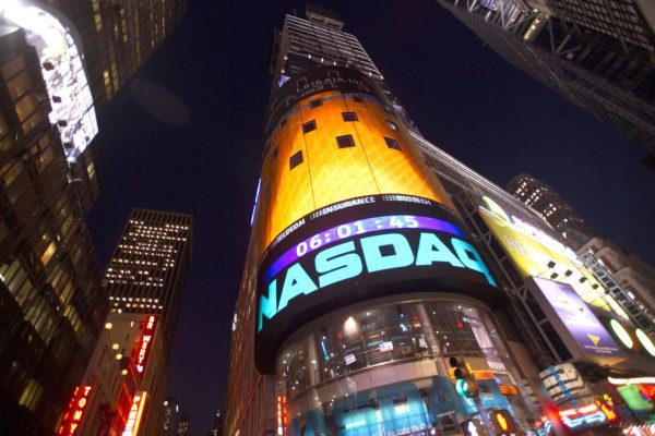 Nasdaq hits high